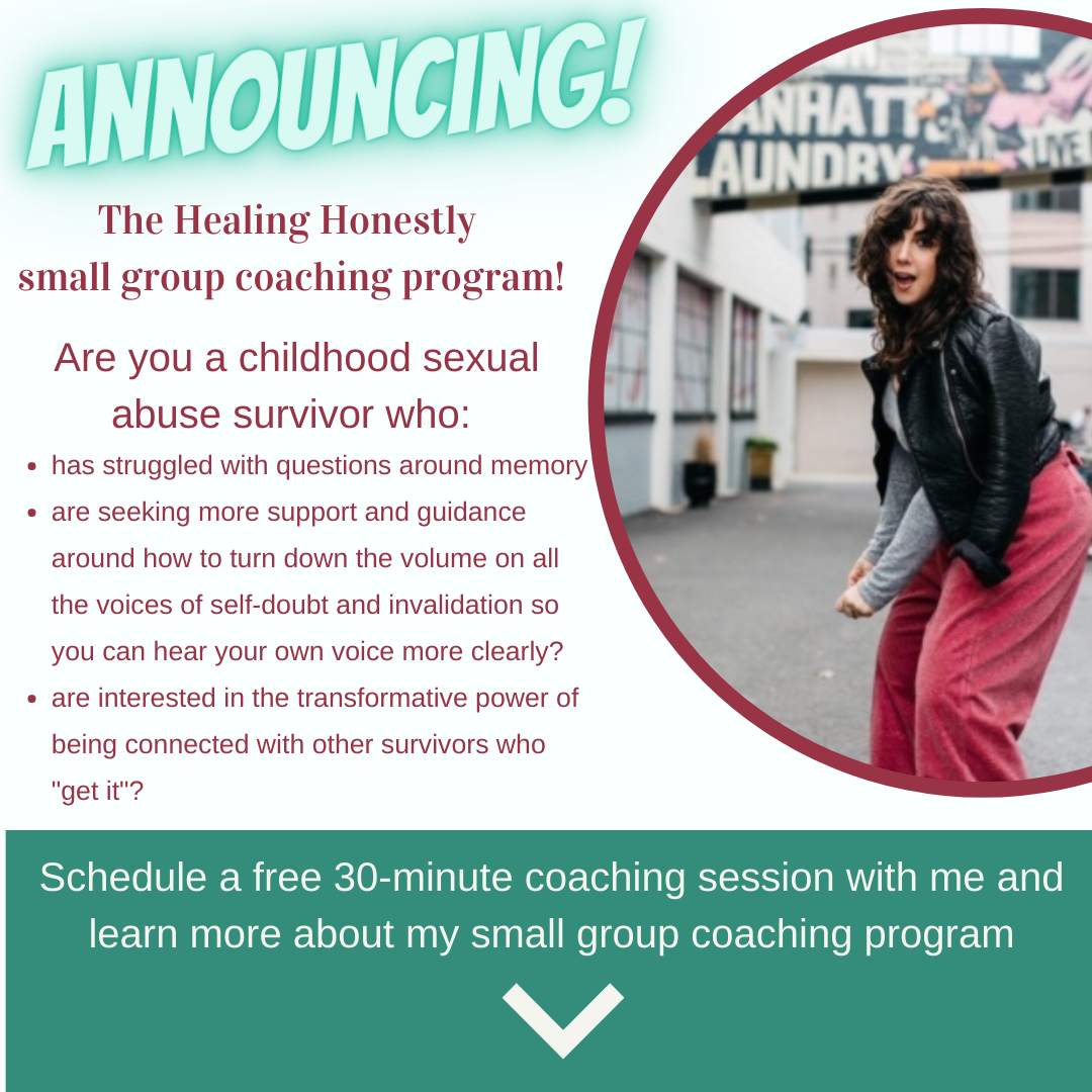 flyer announcing the coaching program.