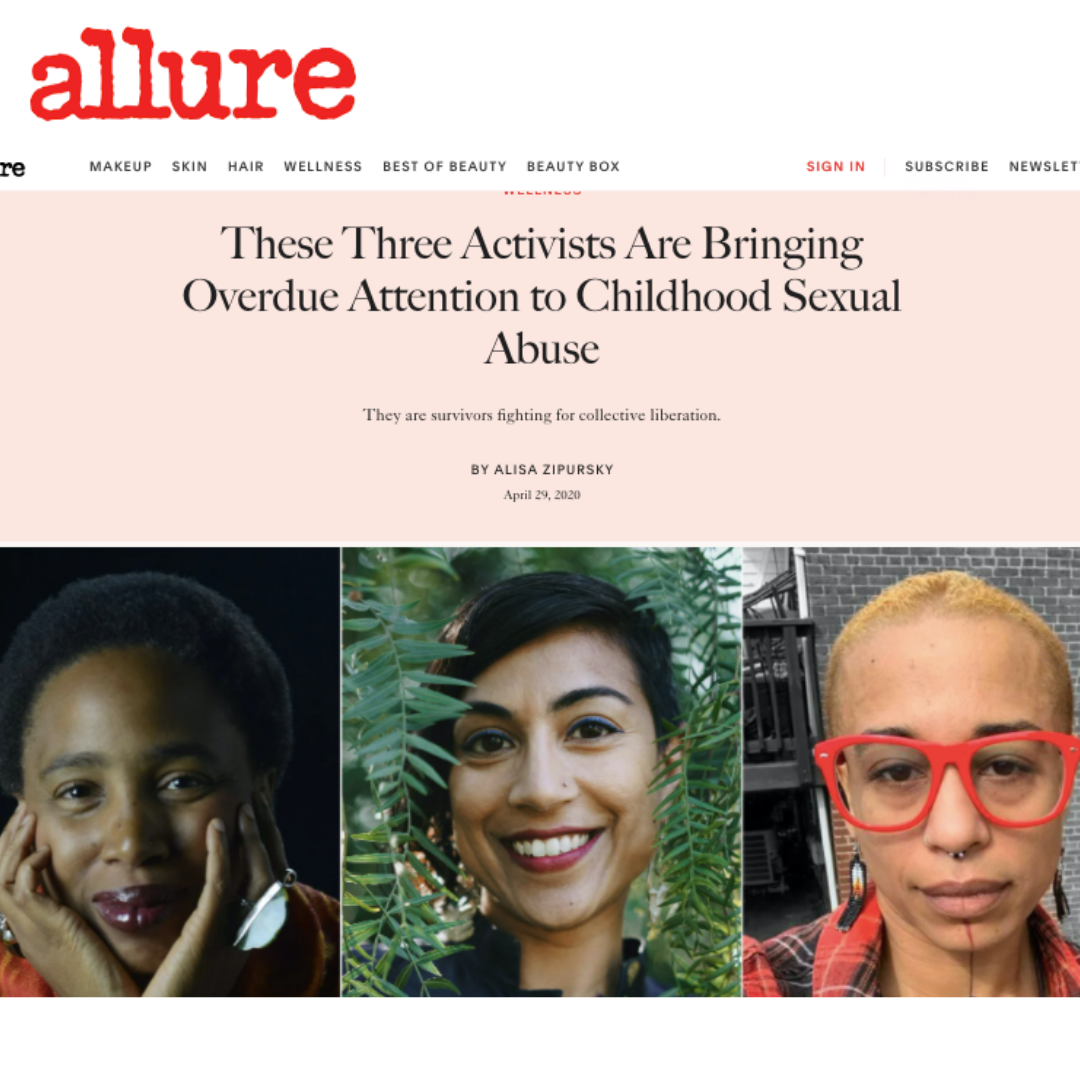 Hyperlink to Allure article