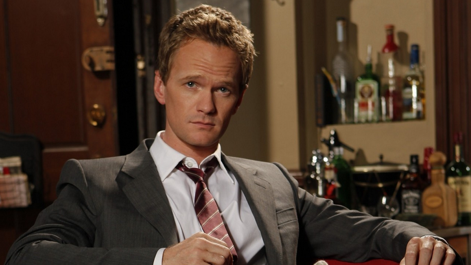 Barney Stinson from How I Met Your Mother
